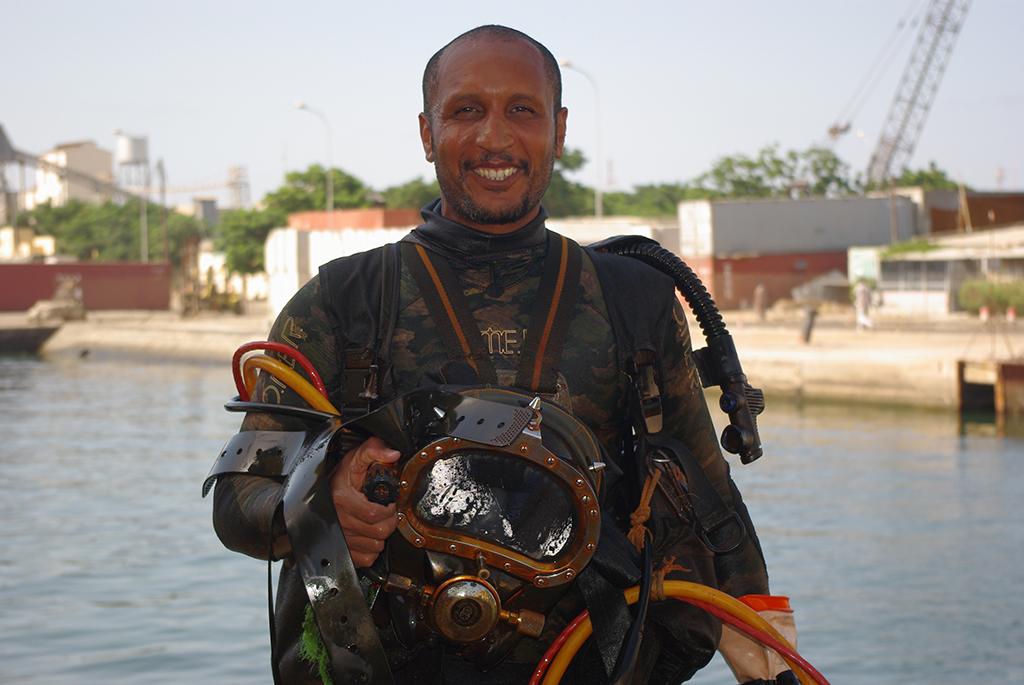 ulis group plongee sous marine au maroc scaphandrier au maroc